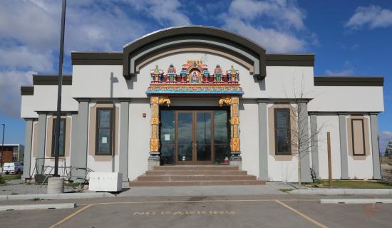 Front-View-SriMuruganTemple-Alberta